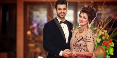 Surprise gift delivered by Divyanka husband on her Birthday. Wow this couple really made for each other.