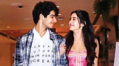 Ishaan Khatter opens up about his equation with Janhvi Kapoor