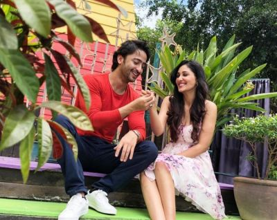 Shaheer Sheikh's romantic music video Sau Fikr is out, watch here