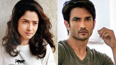 Sushant Singh Rajput praises fierce look of Ankita Lokhande as Jhalkari Bai