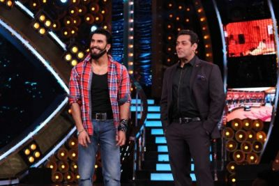 Ranveer Singh & Rohit Shetty to  come in Bigg Boss to promote Simmba