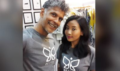 Really Milind Soman will marry his Girl Friend in the year 2018?