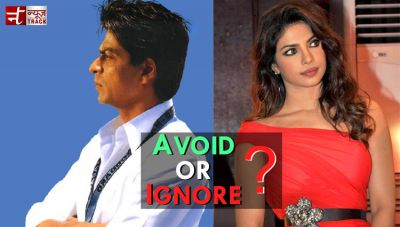 King Khan and Queen of Quantico avoid each other: Zee Cine Awards 2018