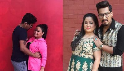 Bharti Refuses to Change Surname After Marriage