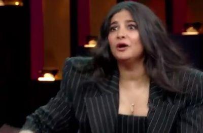 Rhea Kapoor Mimics Kareena Kapoor in Koffee With Karan Season 6, watch hilarious video