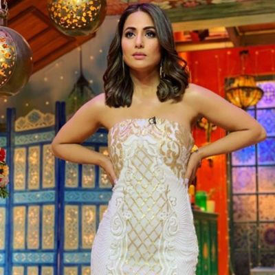 Hina Khan stuns in Sunil Grover's Kanpur Wale Khuranas, check out photos here