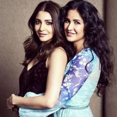 This is what Katrina Kaif's comment on her zero co-star Anushka Sharma's picture, read here