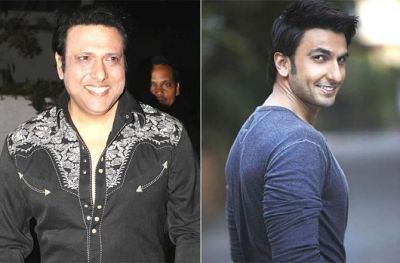 This is what Govinda said about Kill dil co-star Ranveer singh