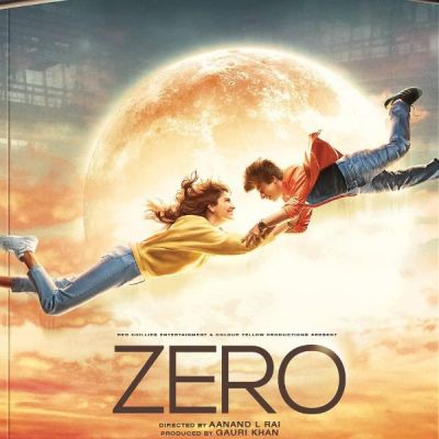 Shah Rukh Khan's Zero which is reciving mixed review leaked online