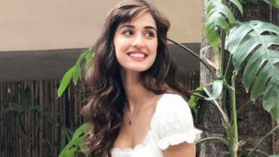 Watch Disha Patani turns the hot Santa in this Christmas special video