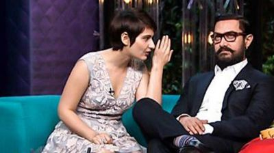 This is what Fatima Sana Shaikh said on link-up rumours with Aamir Khan