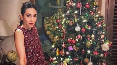 See inside pics -Karisma Kapoor shares glimpses from Christmas celebrations by Kapoors