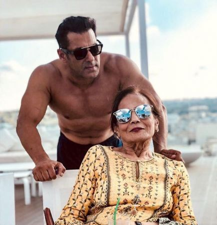 Salman Khan to gift his  six pack body to this women on new year