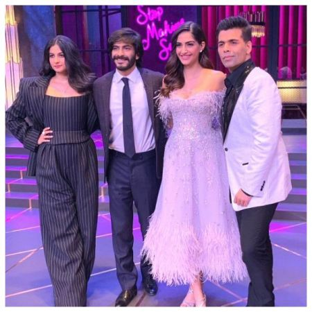 Sonam Kapoor says she looks the best with this actor on-screen