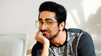Ayushmann celebrate his five years in Bollywood