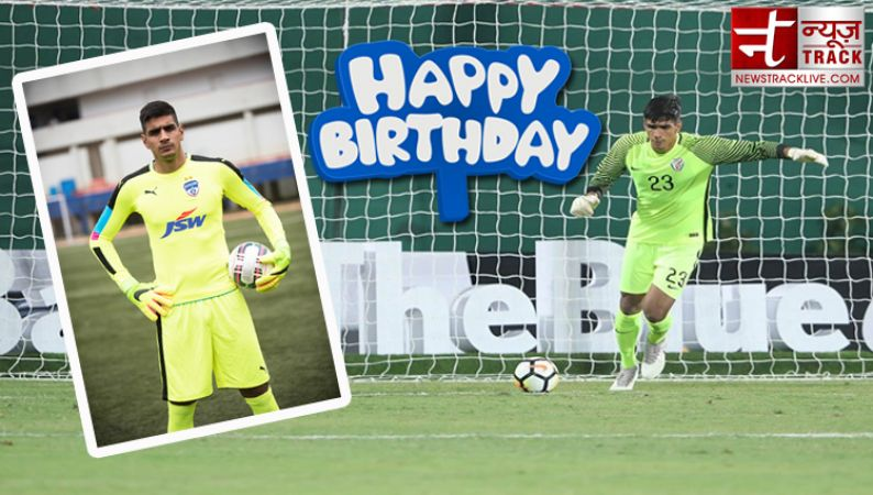 Birthday Special : Gurpreet Singh Sadhu first Indian to play for top division European football club