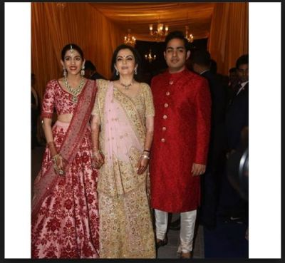 Ambani's another grand wedding lavish bash ..from wedding function to Guestlist check all details here