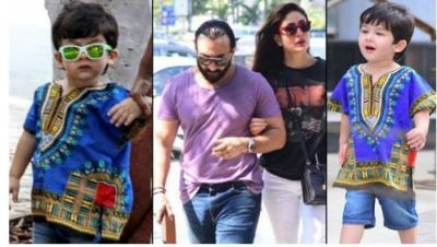 Taimur Ali Khan new cool dude look with mum and dad, bring a smile on your face….have a look here