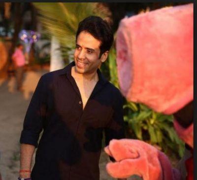 Tusshar Kapoor find its odd to call Ravie Kapoor as Ekta's son