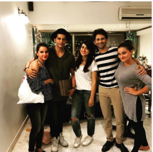 Gallery talk: The cast of tele show 'Shararat' reunited