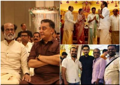 Rajinikanth's daughter Soundarya Rajinikanth's wedding with Vishagan Vanangamudi guest and wedding clicks …have a look inside