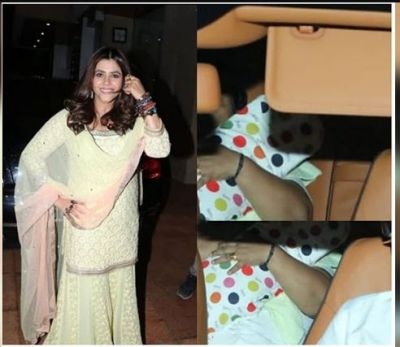Most Awaited! Ekta Kapoor hosted a naming ceremony for her son amid many B-town celebs presence noted