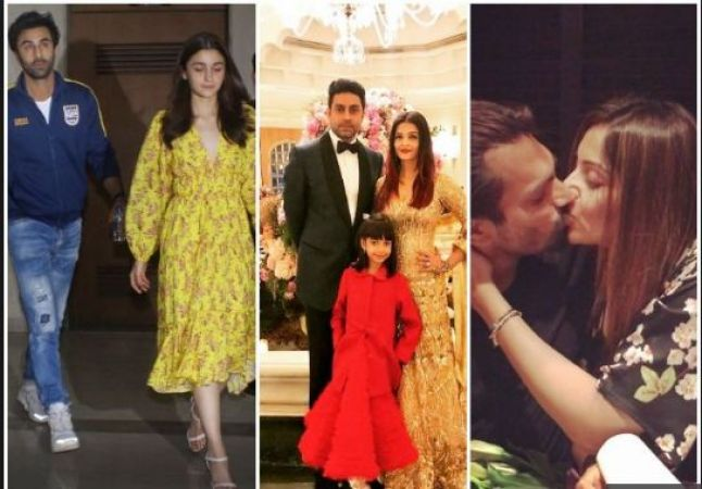 Valentine's day special: B-Town celebs valentines celebration…check pics and video here
