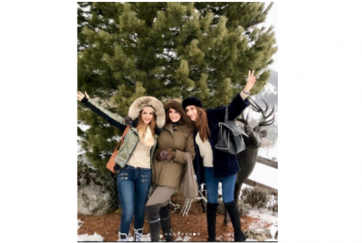 In pics, Sussanne Khan celbrates valentine week with family in Gstaad