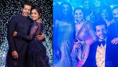 Neeti Mohan and Nihaar Pandya Sangeet Cum engagement  ceremony attend by B-town….have a look here
