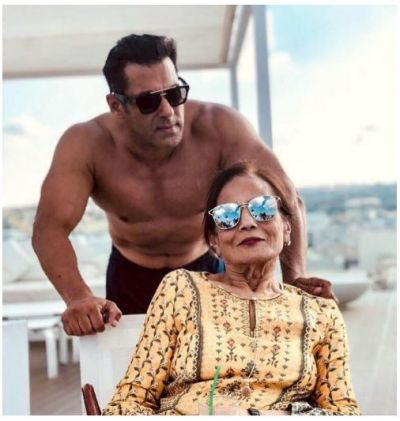 Salman Khan connection with her mom is one of the most adorable ones