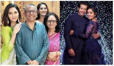 Amid Neeti Mohan father admit into the hospital, Neeti tied the knot with her boyfriend Nihaar Pandya