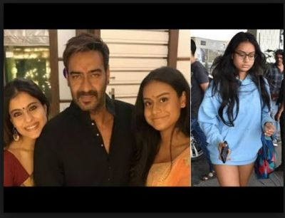 A responsible father, Ajay Devgn slammed reply to trollers on commenting at daughter's look