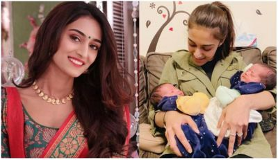 Pics INSIDE...Kasautii Zindagii Kay 2 actress Erica Fernandes 'Maassi' pic went viral within no time
