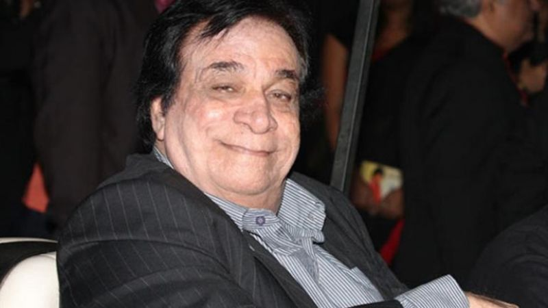 Writer-actor Kader Khan's last rites carried out in Canada