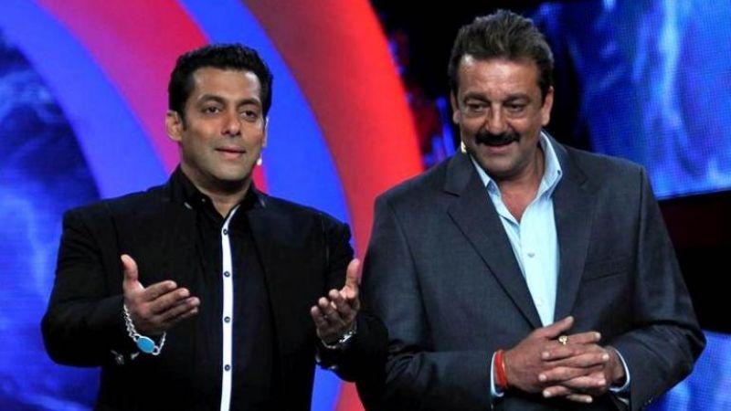 Watch: How Munna Bhai Sanjay Dutt convincing  Salman Khan  to get married