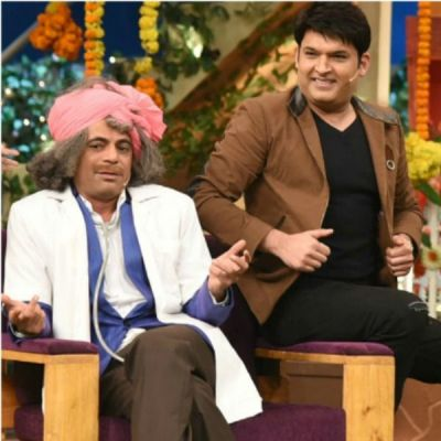 Know how Kapil Sharma respond on Sunil Grover's Tweet who missed his wedding