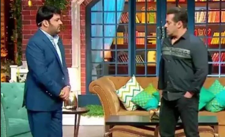 Salman Khan spills the beans about upcoming movie Bharat in The Kapil Sharma Show