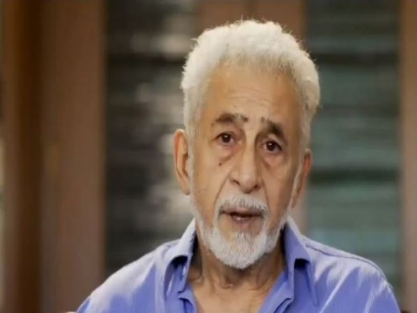 In a new video, Naseeruddin Shah sparks row again: