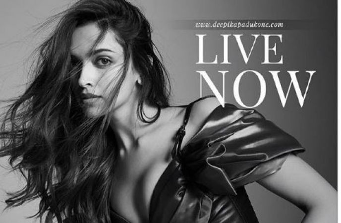 Deepika Padukone launches her own website on birthday, server goes down