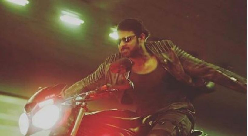Saaho's new still out, Prabhas looks fierce and powerful, check it out here