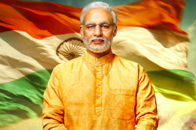 PM Narendra Modi Poster out: Vivek Oberoi looks convincing as Prime Minister Modi