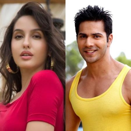 'Going to feed you cheese and dance with you' Varun Dhawan welcomes Nora Fatehi in ABCD 3