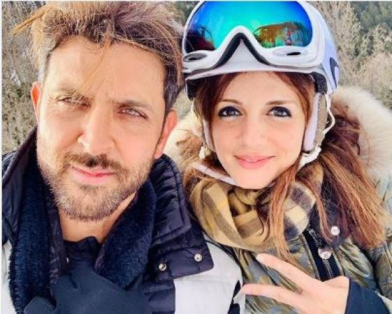 Ex-wife Sussanne wishes 'soulmate' Hrithik Roshan with an adorable post, check it out here
