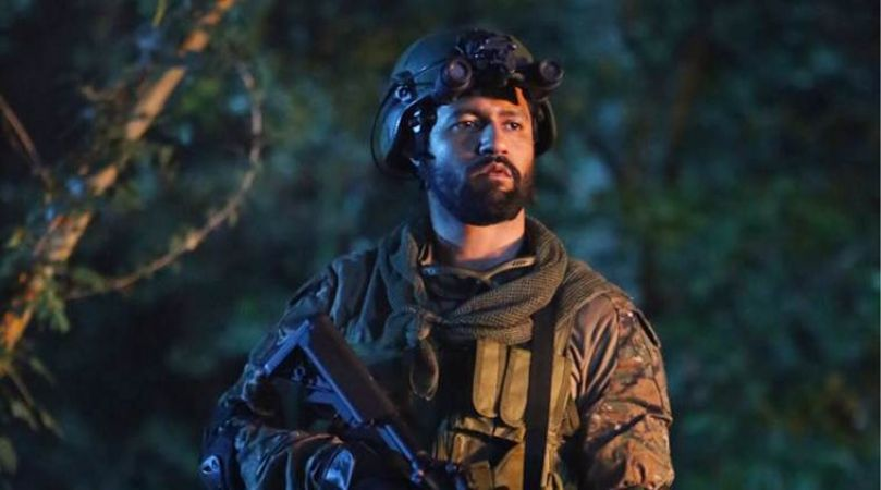 URI Movie review: Vicky Kaushal's emerges Victorious but the film loses
