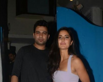 Take a look at the birthday bash of Ali Abbas Zafar