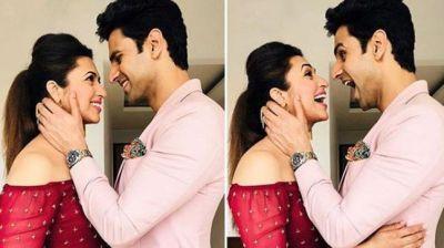 Divyanka Tripathi and Vivek Dahiya's social media romance