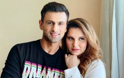 Sania Mirza with her little munchkin, pics go viral