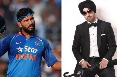 What stops Diljit from portraying Yuvraj Singh in his biopic