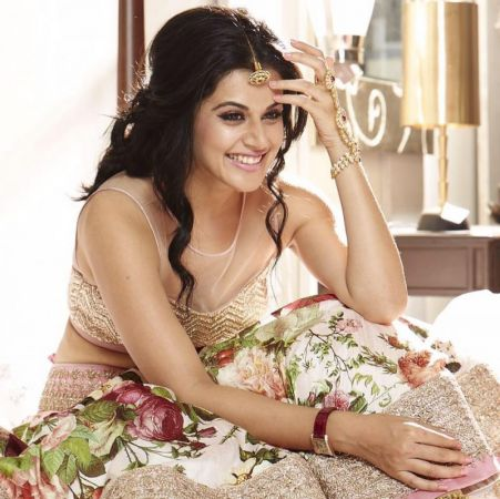 I can understand the plight of a director when there is no hero, Says Taapsee Pannu