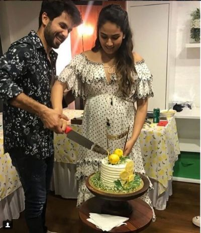 In pictures: Mira Rajput's baby shower ceremony showered with lot of happiness